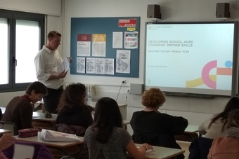 Cambridge English Seminar Bell-lloc 6th April 2019_Graham Ward
